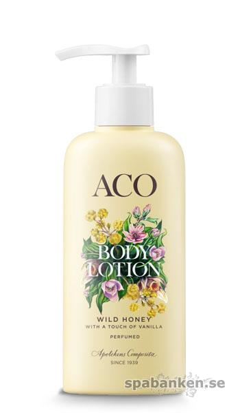 body lotion wild honey