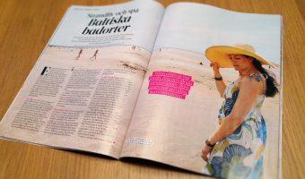 Baltiska badorter, ny researtikel med spafokus
