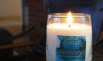 Rensa luften – med ett doftljus