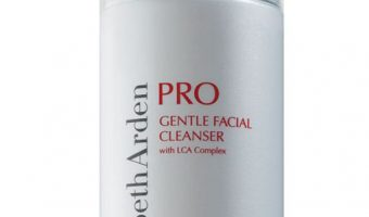 Produkttest: Gentle Facial Cleanser, Elizabeth Arden Pro