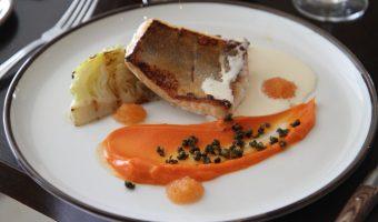 Middag på Famille, Falkenberg Strandbad
