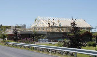 Här byggs Sveriges nästa spahotell