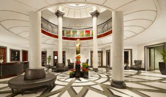 Hotel Kämp – tjusig 130-års jubilar med spa