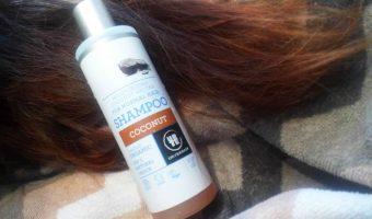Produkttest: Moisturizing Coconut Nectar Shampoo, Urtekram