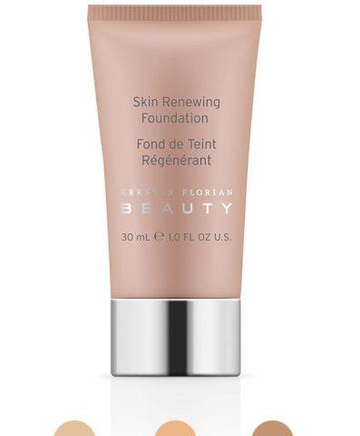 Produkttest: Skin Renewing Foundation från Kerstin Florian Beauty