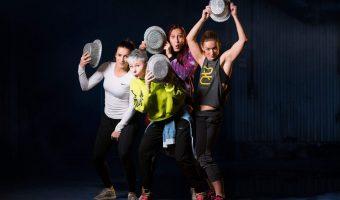 Heta moves och alkoholfri bar på Allt för Hälsan 2018